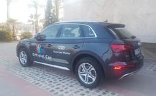 La vela más solidaria encuentra impulso en Huertas Motor Audi