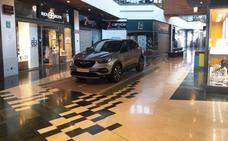 Huertas Auto lleva el Opel Grandland X a Espacio Mediterráneo