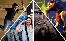 Música urbana, guerra virtual y cine exótico