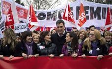 El gabinete más feminista de Europa