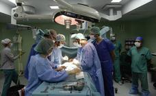 La Región se sitúa 20 puntos por encima de la media nacional en cuanto a donación de órganos