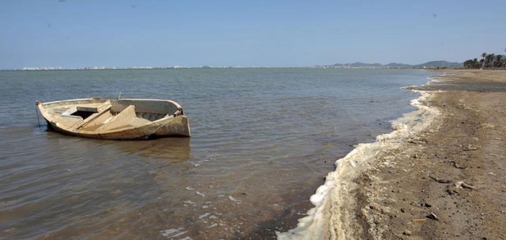 Salvar el Mar Menor exigirá entre 430 y 615 millones de euros durante diez años