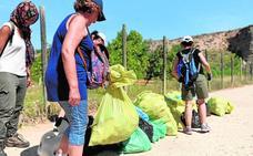 La gran recogida nacional de 'basuraleza' llegará a Murcia, Cartagena, Lorca y Blanca