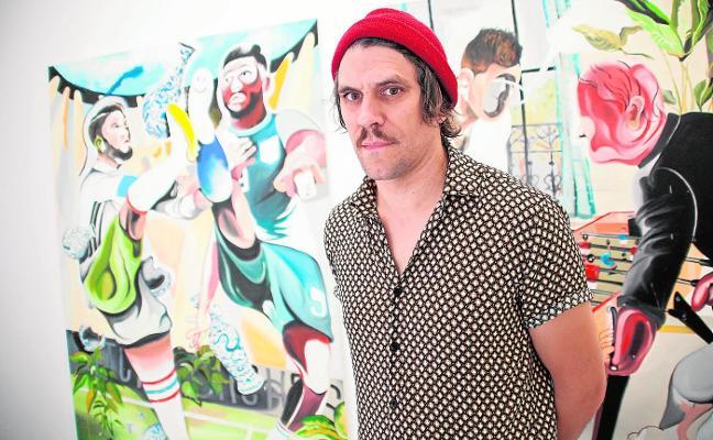 Yann Leto : «En mi obra busco siempre la potencia»