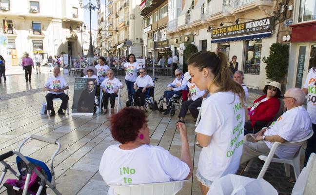 Enfermos de párkinson exigen al SMS 64.000 euros de dos ayudas