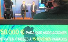 Las ONG dispondrán de 750.000 euros para contratar a ninis durante 6 meses