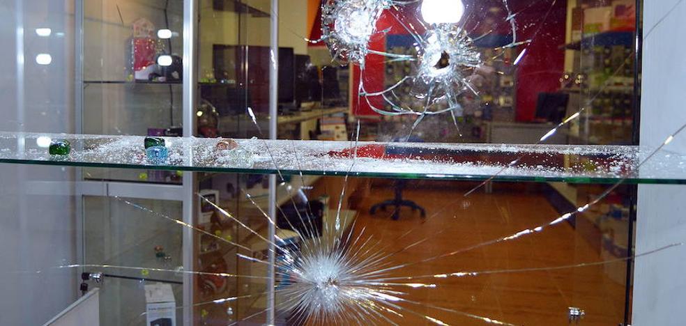 La Región registra un asalto a un comercio cada 47 minutos