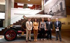 Grupo Huertas colabora con el Archivo General en la exposición '100 años sobre ruedas'