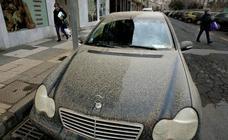 Lluvia de barro mañana en la Región