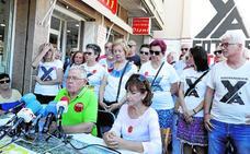 La Plataforma pide respaldo a la oposición para detener la obra de electrificación del AVE