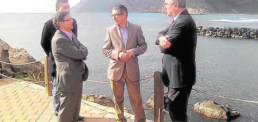 Hugo Morán se hará cargo de la gestión del agua y de la recuperación del Mar Menor