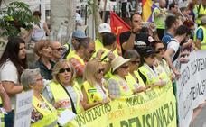 Las Marchas de la Dignidad toman Alcantarilla bajo el lema 'Lucha por lo de todas'