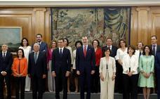 Las parejas de los nuevos ministros del Gobierno de Pedro Sánchez