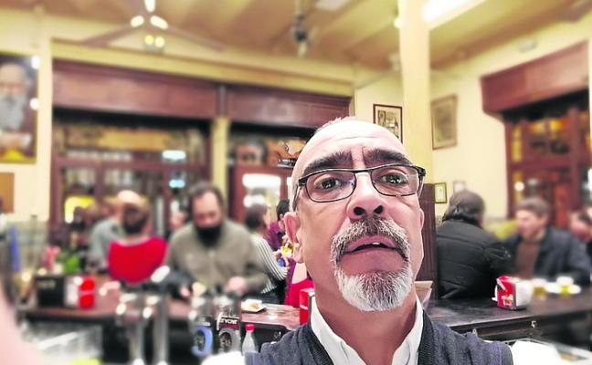 Rafael Mateu: «Soy autodidacta, pero sé recomendar el mejor vino»