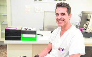 José Luis Alonso: «Ahora hay más casos de cáncer por la mejora en las pruebas de detección y en la concienciación para hacérselas»