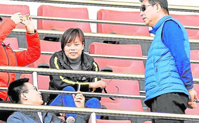 Xu Genbao tiene un plan B para el Lorca FC si no hay comprador