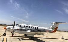 Los resultados del último vuelo de prueba de Aena en Corvera se conocerán el próximo miércoles