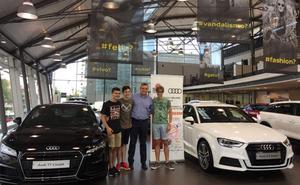 Murcia, presente en la final del Audi Creativity Challenge