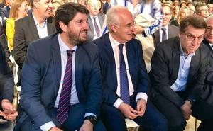 López Miras apuesta por una candidatura única para suceder a Rajoy