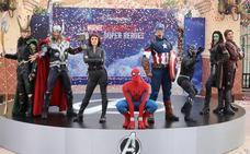 El Capitán América veranea en París