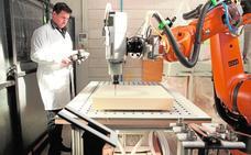 Solo el 5% de las 800 empresas del sector del mueble reutilizan la madera