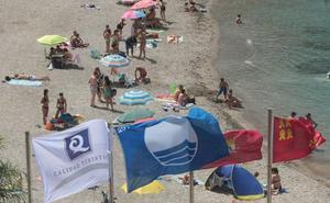 Murcia, con 37, es la tercera región con más playas con Q de calidad de España
