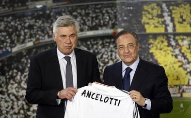 Otro entrenador a golpe de talonario para el Real Madrid