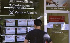 La compraventa de viviendas se dispara un 50% en la Región