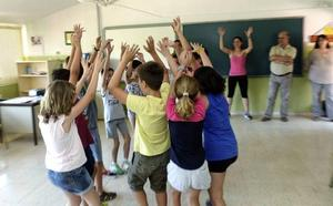 Más de un millar de niños en Murcia podrán participar en escuelas de verano gratuitas