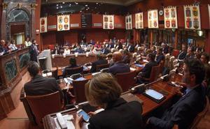 La Asamblea apoya instar una nueva financiación autonómica y un pacto nacional del agua