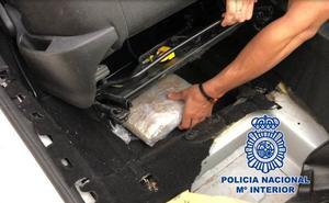 Cae una red de narcotráfico que distribuía en el Campo de Cartagena