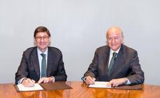 Bankia y la Fundación Cajamurcia apoyarán programas sociales en la Región con 650.000 euros