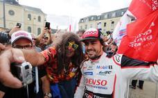 Nerdmans: la peña española que viajaba a Le Mans mucho antes de Alonso