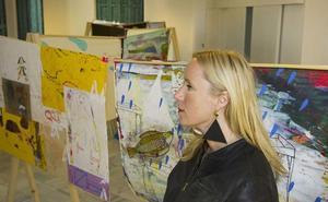 Katarzyna Rogowicz expone en Moratalla