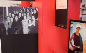'Mujeres en vanguardia'