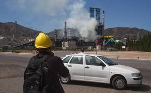 Los niveles de calidad del aire de Alumbres se encontraban por debajo del umbral de alerta