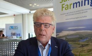 Rijnaarts: «Primero naturaleza y después tecnología del agua»