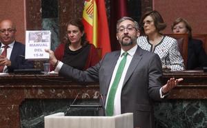 Vídeo: Los momentos más tensos del Debate sobre el estado de la Región