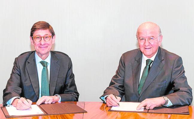 Bankia aporta 650.000 euros a la labor social de la Fundación Cajamurcia