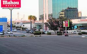 Empresarios de Cabezo Beaza piden un parking en un solar municipal
