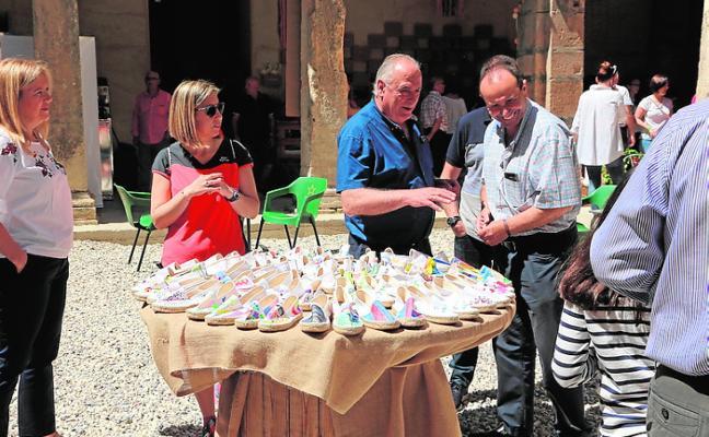 El Festival de las Artes del Yute muestra la fortaleza del calzado en la Región
