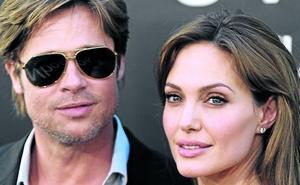 Amenazan a Angelina Jolie con quitarle la custodia de sus hijos