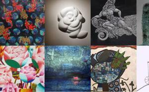 'Artesolidario' reúne a 17 artistas en Blanca