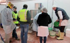 Cuatro detenidos en la Región por la intoxicación de dos italianos por la ingesta de atún