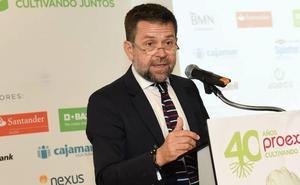 Juan Marín renovará este viernes su mandato en Proexport otros 3 años