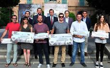 Entrega de premios del Maratón Fotográfico Murcia en Flor
