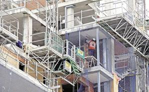 Murcia, entre las regiones que registran menos de 100 viviendas libres terminadas hasta marzo