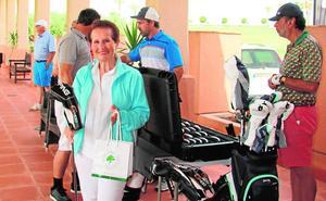 El Golf, presente en las fiesta de Hacienda del Álamo