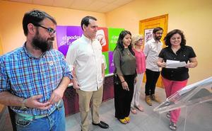 Ramos será el candidato a alcalde de IU-V en las elecciones de 2019