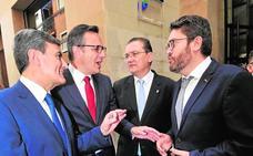 Saura decidirá la llegada del AVE como 'número dos' del Ministerio de Fomento